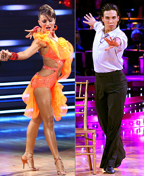 Apolo Anton Ohno, Karina Smirnoff, ... | Apolo and Julianne Hough won season 4, setting a new standard for dance prowess that kicked the series into a higher gear. Green says: ''It's…