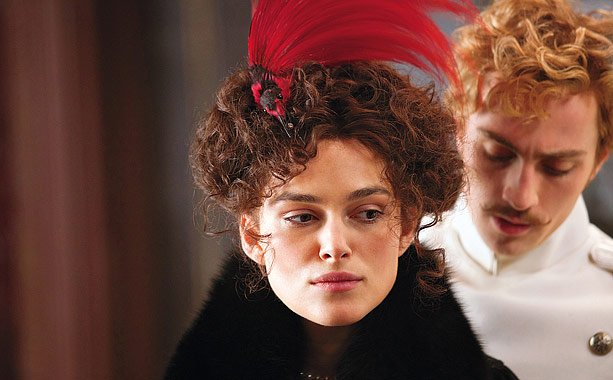 Keira Knightley first read Leo Tolstoy's 1877 novel Anna Karenina in her late teens. ''I remember thinking it was the most romantic thing ever,'' says…