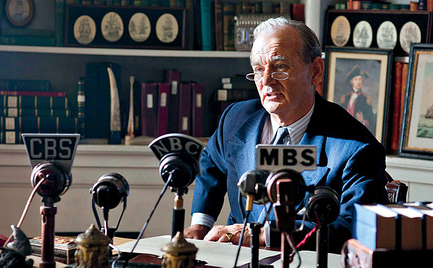 In an unlikely turn, Bill Murray — carrying a film for the first time since 2005's Broken Flowers — plays Franklin D. Roosevelt during a…