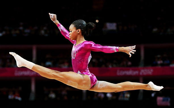Relive Gabby's gold medal-winning All-Around performance.