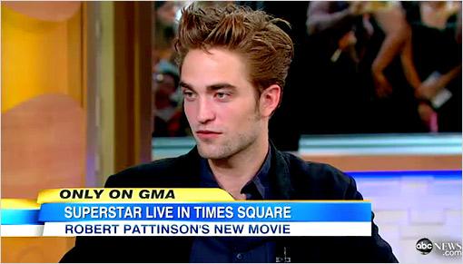 Gma Rob Pattinson