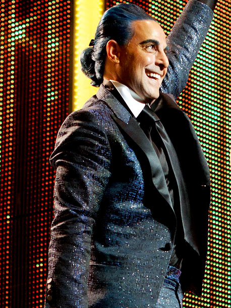 The Hunger Games, Stanley Tucci