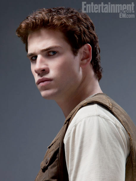 The Hunger Games, Liam Hemsworth