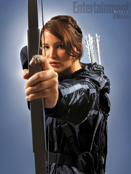 The Hunger Games, Jennifer Lawrence | When her dear 12-year-old sister Prim is picked to go fight in the Hunger Games, Katniss Everdeen demands to be sent instead. ''She's this incredibly…