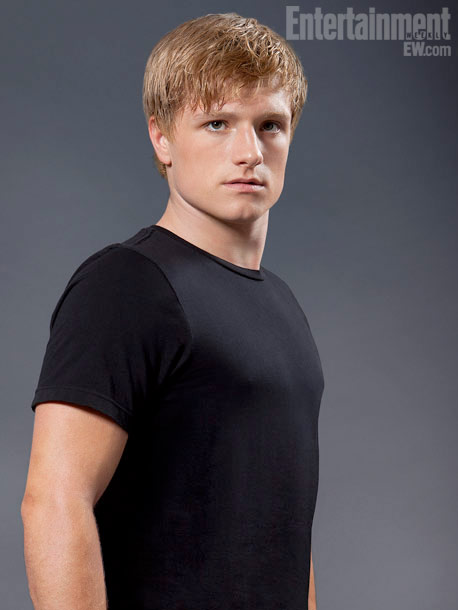 Josh Hutcherson, The Hunger Games | The role: At the end of Suzanne Collins' book The Hunger Games , Peeta clearly learns that Katniss was playacting her passion for him in…