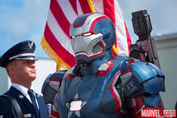 Nov. 30: A new still from Iron Man 3