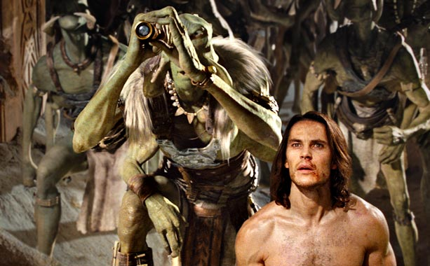 John Carter | Disney discovered the hard way that unless you have Arnold Schwarzenegger saying ''Get your ass to Mars!'' you should never make a film about the…