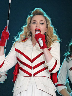 Madonna Moscow