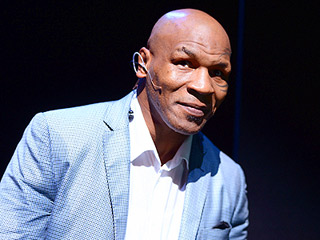 MIKE TYSON: UNDISPUTED TRUTH The boxer is no orator, but he lands a surprising number of jabs in his unlikely Broadway debut