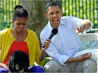 Obama Wild Things