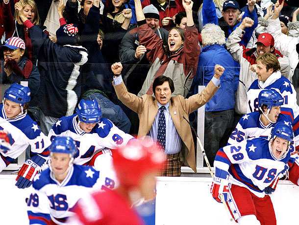 Miracle | If the story of the U.S. hockey team's upset victory over the Soviet Union in the 1980 Olympics isn't the stuff Disney movies are made…