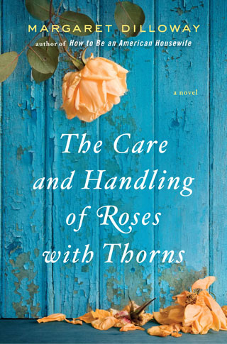 ROSE GARDEN Despite its heavy dose of schmaltz, the beautifully-written novel is worth a read for its ending alone