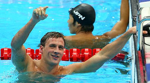 Ryan Lochte Olympics