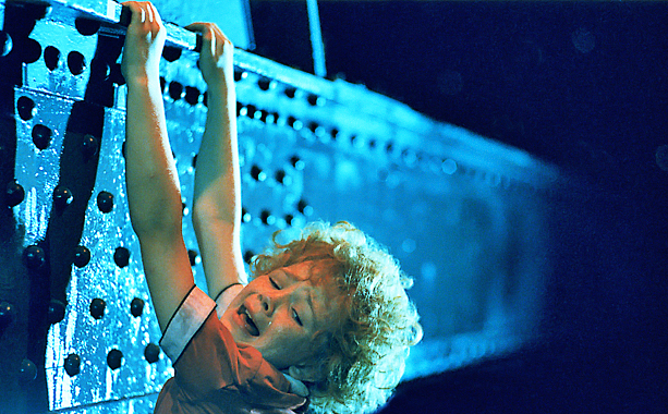 Annie (Movie - 1977) | All that singing and dancing meant nothing when Annie was climbing to get away from her fake parents. It seemed so possible that she could…