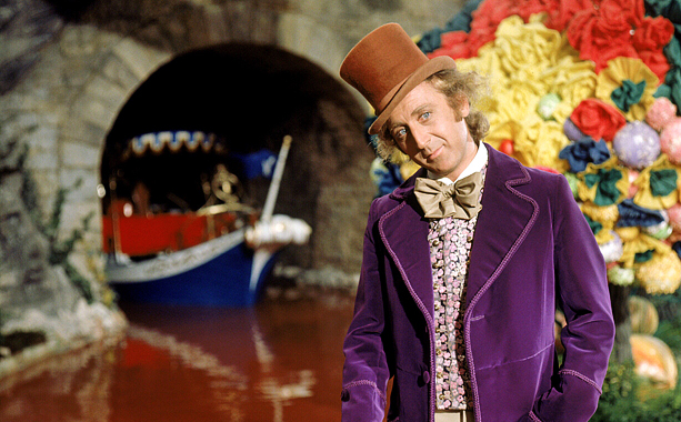 Gene Wilder, Willy Wonka and the Chocolate Factory | Gene Wilder's creepy Willy Wonka, with his solitary life spent mostly with the Oompa Lumpas, always seemed a little too... off for me as a…