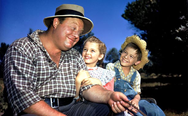 In So Dear to My Heart 's Jeremiah Kincaid, an Indiana farmboy given to scrapbook-keeping and sing-alongs with Burl Ives, 11-year-old Bobby Driscoll created the…
