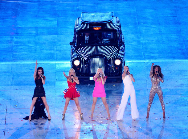 Spice Girls, Summer Olympics 2012   Yo, I'll tell ya what I want, what I really, really want: A Spice Girls reunion! After several false starts, the Girls officially kicked the…