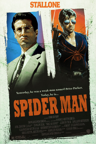 Sylvester Stallone | Puny four-eyed nerd Peter Parker doesn't go home to the old neighborhood too often. That all changes when his beloved Uncle Ben (Burgess Meredith) is…