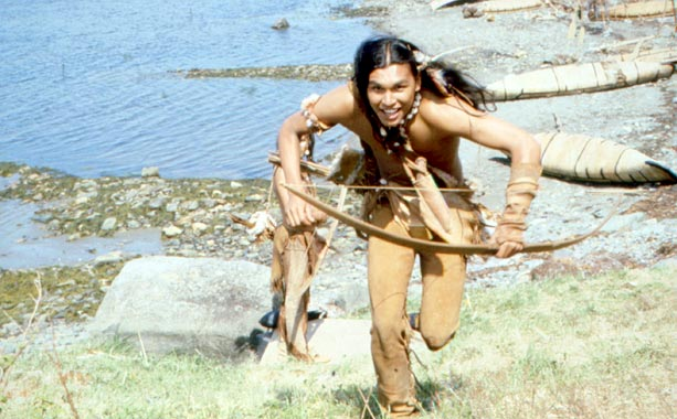 Squanto: A Warrior's Tale | Criticized at the time for its historical inaccuracies, Squanto is actually a noble effort to show the traumatic, eventually genocidal, disruption to Native American life…