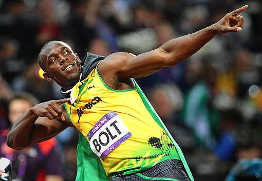 Stud Of Day Usian Bolt