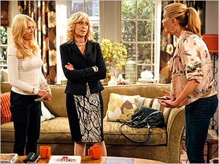 The Exes Jill Marjorie Holly