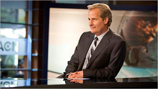 The Newsroom Jeff Daniels