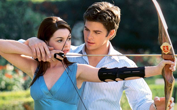 The Princess Diaries 2: Royal Engagement | When Julie Andrews, having recently lost her crystalline voice due to vocal-cord nodules, tentatively begins speak-singing a tune, she's almost immediately cut off by Raven-Symone!…