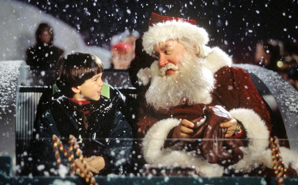 The Santa Clause | Today, audiences may shout ''Ho Ho Ho!'' at Tim Allen for a whole other reason, but in 1994 it was genuine laughter over this loveable…