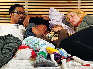 2 DAYS IN NEW YORK Chris Rock and Julie Delpy
