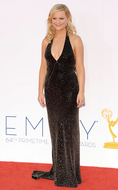 Amy Poehler in Stella McCartney