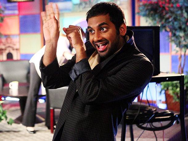 Aziz Ansari | Season 4 revealed more about the extravagant taste of Tom Haverford — both at work, with his doomed business venture Entertainment 720 and, at home,…