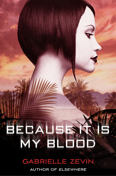 Because It Is My Blood by Gabrielle Zevin Sometimes a dystopia can be as simple as a future where chocolate is outlawed. In the follow-up…