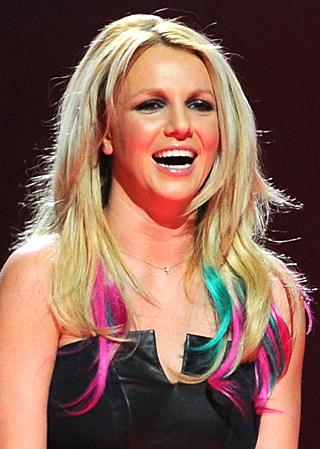 Britney Spears Hair