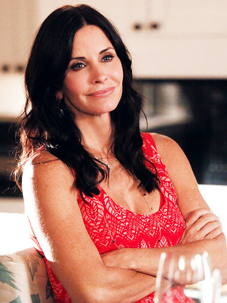 Raise Big Lou! Courteney Cox earns her third straight EWwy. How will she celebrate? Courteney Cox, Cougar Town — 37.90% Martha Plimpton, Raising Hope —…