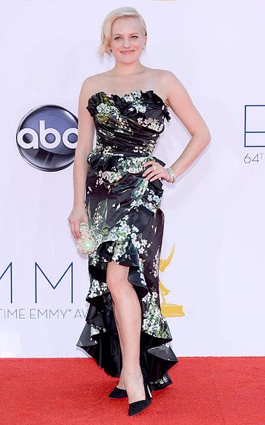 Elisabeth Moss in Dolce & Gabbana