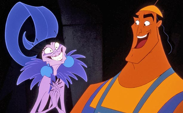 How he stole the show: 2000's The Emperor's New Groove possesses some of the most subtle and intelligent humor of any animated Disney film, due…