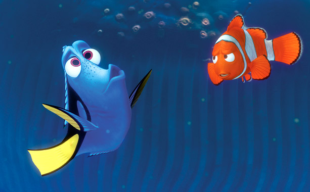 How she stole the show: Finding Nemo has plenty of memorable characters, but it's the Regal tang with short-term memory loss who holds our hearts.…