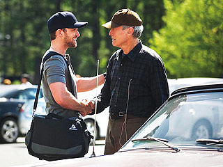 GRUMPY OLD MAN Clint Eastwood is a veteran baseball scout with failing eyesight in Trouble With the Curve