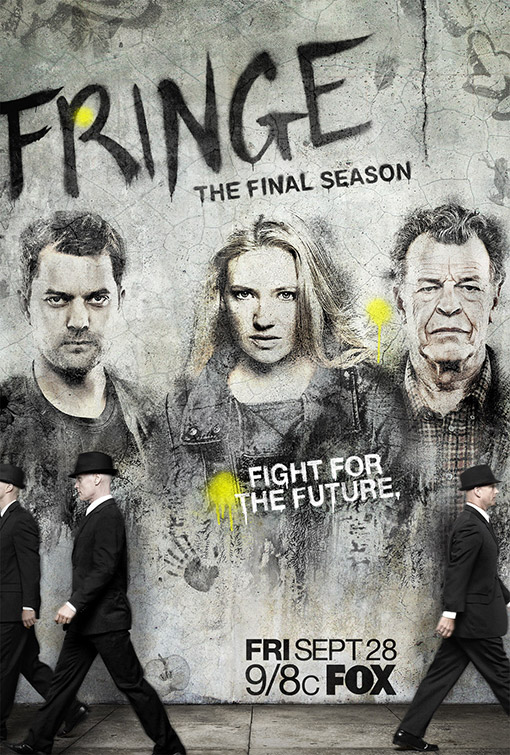 FRINGE Season Five Key Art