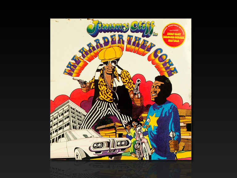 The ultimate early-reggae primer, and a near-perfect sonic postcard from 1970s Jamaica. Download soundtrack: Amazon Download soundtrack iTunes Download soundtrack