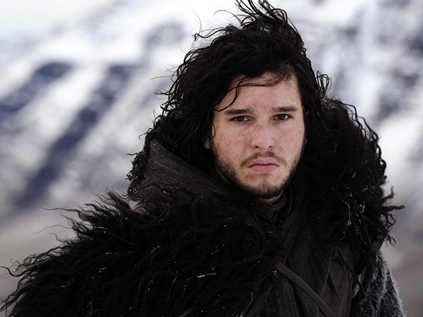 How do I get Jon Snow's sexy, just-rolled-out-of-the-cot look? Over the course of the series, Jon Snow's (Kit Harington) naturally wavy hair has become less…