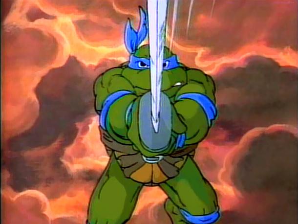 Teenage Mutant Ninja Turtles | 5. Ninjas use katanas. Katanas are samurai swords. Ninjas are not samurai. Sorry for misappropriating your culture, Japan.