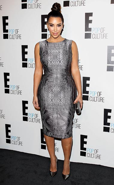 Kim Kardashian at the E! Channel Brand Evolution event in Sydney, Australia