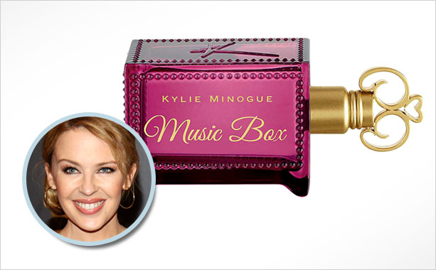 Kylie Minogue | Should smell like : The Australian outback, Loco-Motion steam, showgirl feathers Actually smells like : Laundry detergent, tea, berries and cream