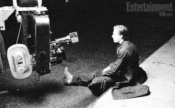 ''That's Noah Segan,'' says Johnson. (Segan starred in the filmmaker's directorial debut, the high school film noir Brick .) ''[He] plays Kid Blue, who rides…