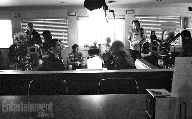 But for the two days spent shooting this pivotal confrontation scene between Joe and Old Joe, the production moved to a diner in the small…