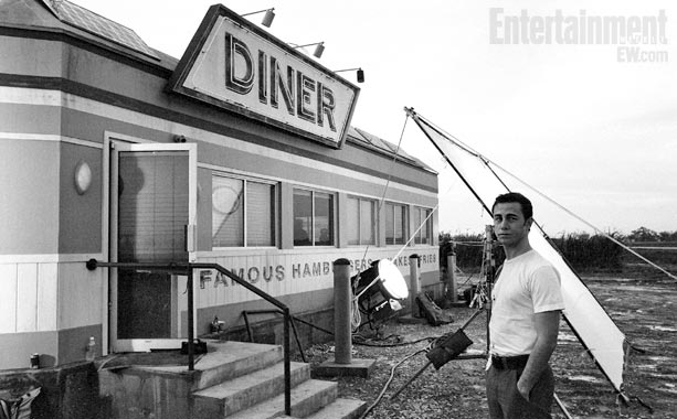 Even though the diner wasn't real, miraculously, the structure is still standing. ''I got an email saying that the diner survived [Hurricane] Isaac,'' the director…