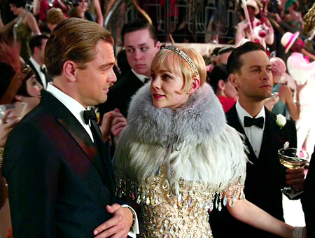 Designer: Miuccia Prada The Italian designer reached back into the the label's archives to outfit Carey Mulligan—Brooks Brothers created suits for Leonard DiCaprio and the…
