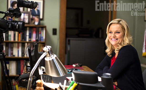 Poehler and Scott will stretch in different ways in the NBC sitcom's fifth season, as new Pawnee councilwoman Leslie visits Ben in D.C., where he's…