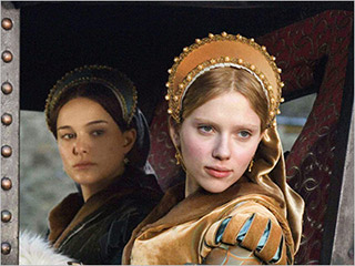 Portman Scarlet Boleyn